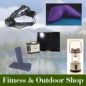 Fitness and Outdoor Shop