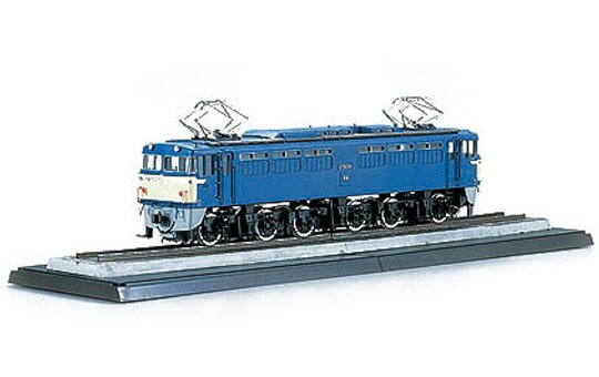 JNR Class Ef-60 Electric Locomotive 1:50