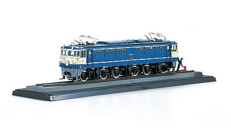 JNR Class EF-65 Electric Freight Locomotive (Bo-Bo-Bo wheel arrangement) 1:50