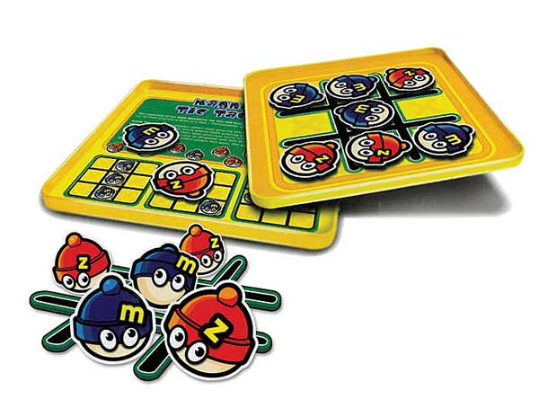 Tic Tac Toe Magnetic Travel Game