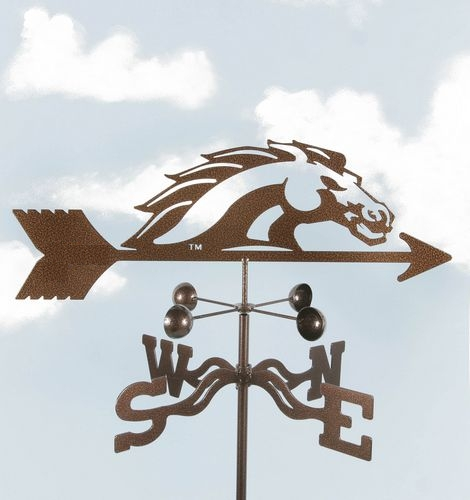Broncos Weathervane