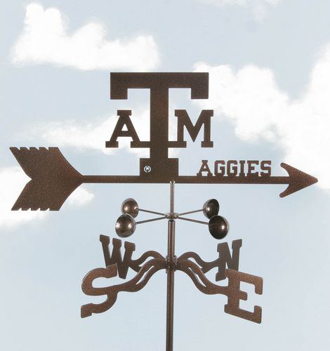 Texas AM Weathervane