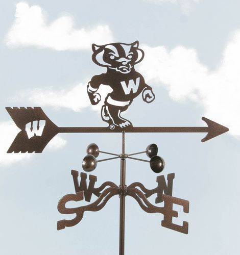 Wisconsin Weathervane
