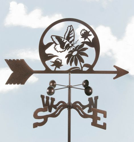 Butteryfly Weathervane